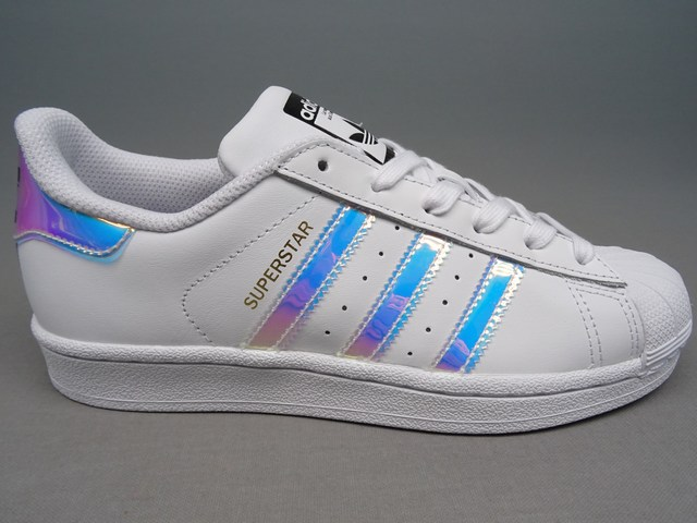 Holograficzne buty adidas